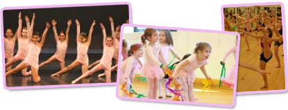 Kids Dance Classes | Impact Dance Studio